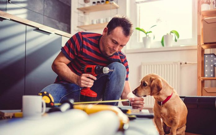 DIY Projects for a Cheaper, More Efficient Home