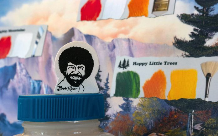 This 11-Year-Old Bob Ross Fan Knows What's Up