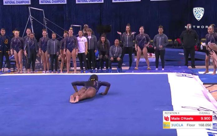 Nia Dennis' Viral Beyonce-Themed Gymnastics Routine