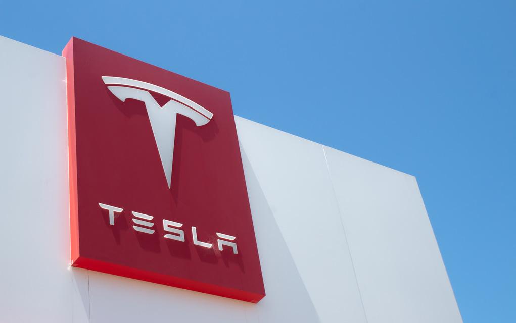 WATCH: Tesla's New Texas Terafactory