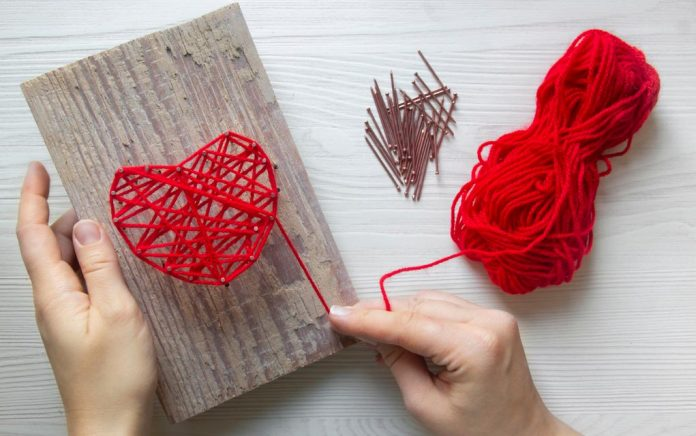 Easy DIY Valentine's Gift Ideas
