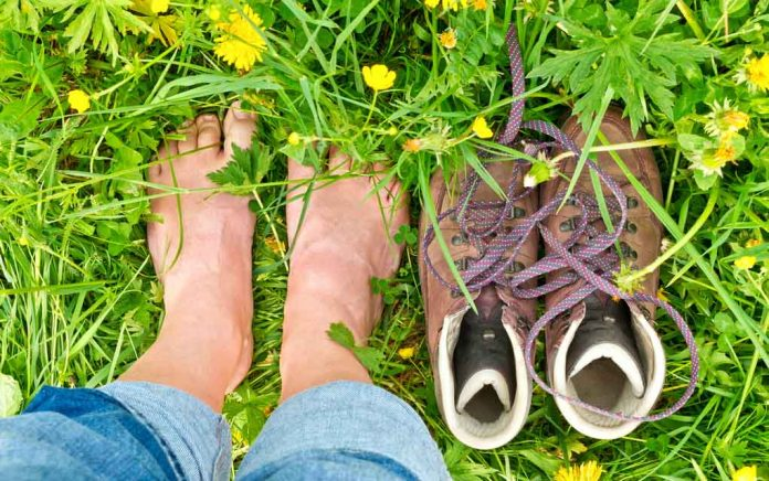Grounding With Nature for Health and Balance